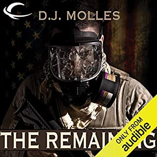 The Remaining audiobook cover art