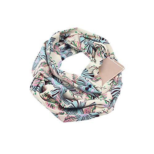 Women /& Girl Sweet /& Elegant Chiffon Shawls Wraps Unique Headband Neck Scarf