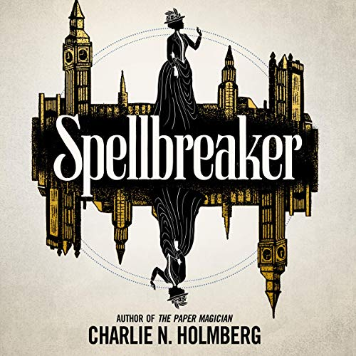Spellbreaker  By  cover art