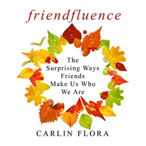 Friendfluence audiobook cover art
