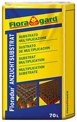Floragard Grow Mix 1 Anzucht- und Aussaaterde mit Perlite 70 Liter