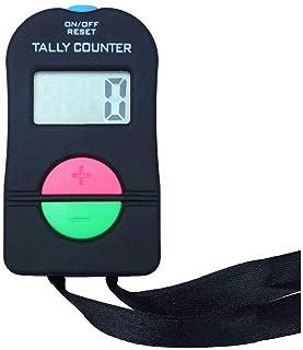 Yorten Digital Hand Tally Golf Counter Electronic Manual Clicker Gym Security Running
