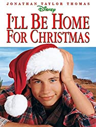 Disney I'll Be Home for Christmas Film on Amazon