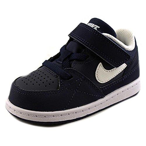 Nike - Nike Priority Low Td Kinder Sportschuhe Blau Leder 653674 - Blau, 22