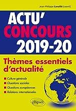 Thèmes essentiels d'actualité - 2019-2020 de Nicolas Brault