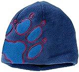 Jack Wolfskin Kinder Front PAW HAT Kids Mütze, royal Blue, S