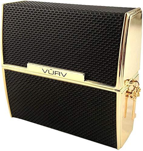 Perfume Glimmer Oro 100 ml, agua de perfume para mujer, perfume árabe, perfume femenino, Attar Mujer, Notas: Iris, vainilla, sándalo, pachuli, jazmín, Oud