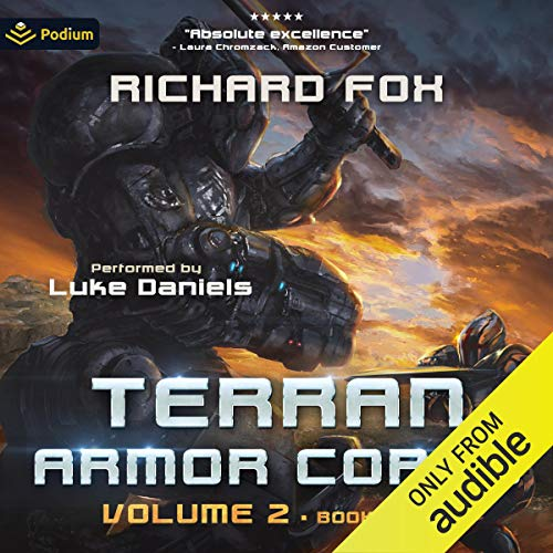 Terran Armor Corps: Volume 2 cover art