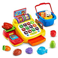 VTech Ring and Learn Cash Register - best toys for 2 year old boys