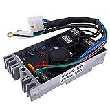 Regulador de voltaje 15KW Generador trifásico AVR KI-DAVR 150S3 Piezas del generador