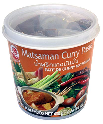 Marca de gallo - pasta de curry Matsaman - 400 g