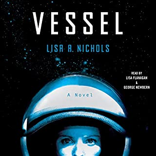 Vessel audiobook cover art