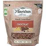 Favrichon Crunchy Muesli Chocolate 500 G 500 G - 500 g