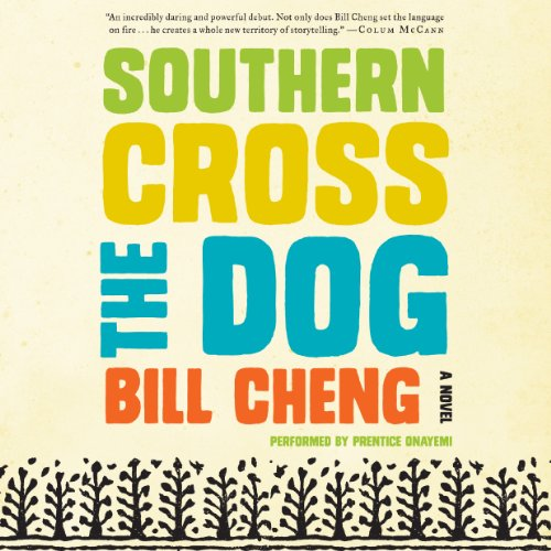 Southern Cross the Dog audiobook cover art