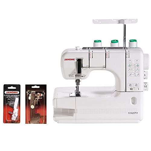 Janome CoverPro 900CPX Coverstitch Machine With Bonus Accessories