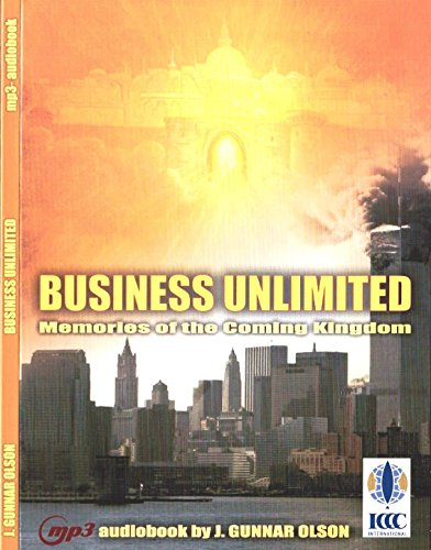 Business Unlimited cover art
