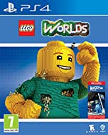 LEGO Worlds - Amazon.co.uk DLC Exclusive (PS4)