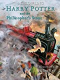 Harry Potter and the Philosopher's Stone: Illustrated [Kindle in Motion] (Illustrated Harry Potter Book 1) (English Edition)