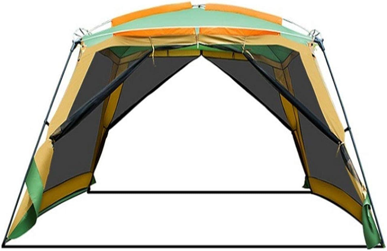 Riesiges Zelt, Kapazitt Raum Bequeme Faltung Lagerung Montage stabil langlebig ideal für Camping mit Familienfreunden Das Zelt bietet Raum