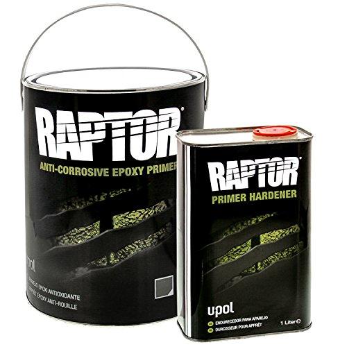 RAPTOR 4:1 Anti-Corrosive Epoxy Primer Kit UP4830...