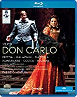 Don Carlo [Blu-ray] [Import]