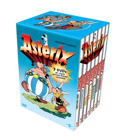 Asterix - Edition [7 DVDs]