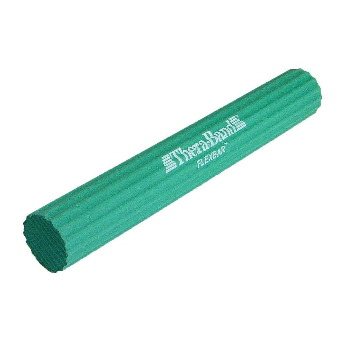 TheraBand FlexBar, Tennis Elbow Therapy Bar, Relieve Tendonitis Pain & Improve Grip Strength, Resistance Bar for Golfers Elbow & Tendinitis, Yellow, Extra Light, Beginner - 26107