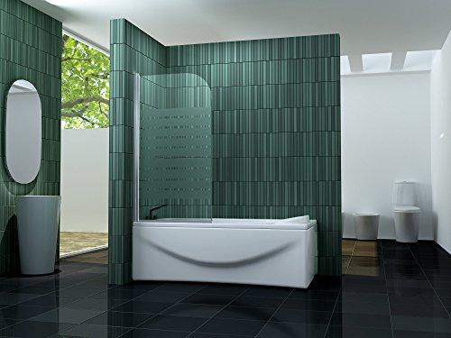 Duschtrennwand ONE-F (Badewanne)