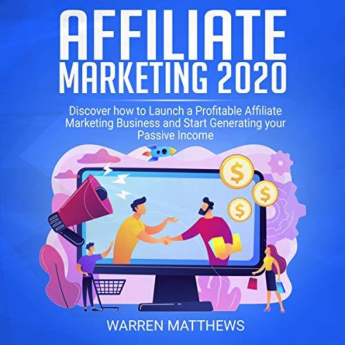 Affiliate Marketing 2020 cover art