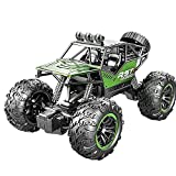 QIXIAOCYB RC Coche 1:16 Bigfoot Car 4wd Todos los terrenos Bigfoot Drift Car 2.4GHz Radio Control Remoto Buggy High Speed Boys Girls Niños Adultos RC Hobby for Regalos