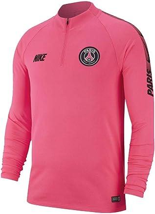 846f982b48 Nike PSG Y NK Dry Sqd Dril Top T-Shirt à Manches Longues Enfant