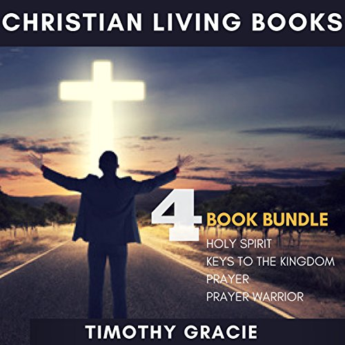 Christian Living Books: 4-Book Bundle audiobook cover art