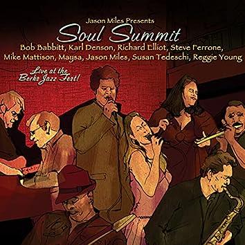 Soul Summit (Live At The Berks Jazz Fest)