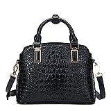 Handtasche Crocodile Pattern Damen Knödel Tasche Leder Europäische und amerikanische Mode Umhängetasche