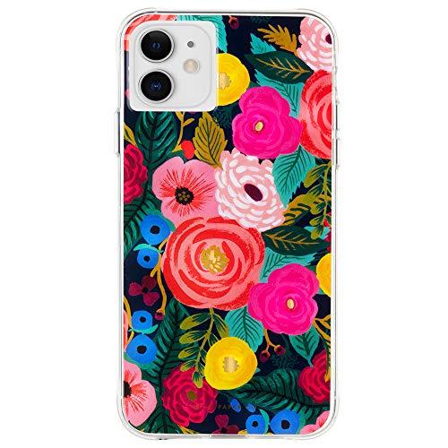 Rifle Paper CO. iPhone 11 Case - Floral Design - 6.1 - Juliet Rose