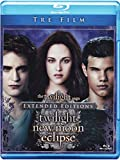 Trilogia Twilight Versioni Estese (3 Blu-Ray)