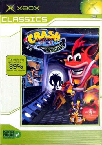 Crash Bandicoot : La Vengeance de Cortex - Classics