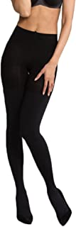 Womens Luxe Leg Blackout Shaping Tights
