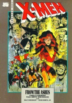 Download By Chris Claremont - X-Men: From The Ashes (1997-07-02) [Paperback] B014BH1SFI
