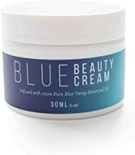 Blue Beauty Cream   Naturally Infused with 100% Pure Blue Tansy and Other Essential Oils Known to Benefit the Skin   Use to Rejuvenate and Moisturize