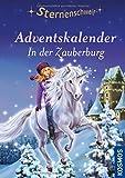 Sternenschweif, Adventskalender, In der Zauberburg: mit bezaubernden Stickern