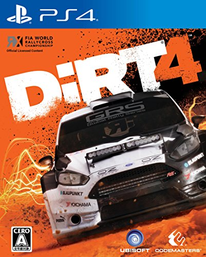 DiRT (R) 4™ - PS4