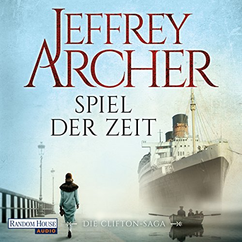 Spiel der Zeit audiobook cover art
