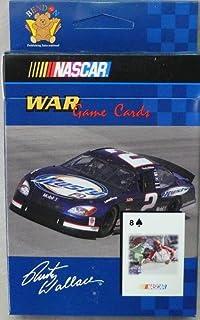 Ben-Dn NASCAR - War Game Cards - Rusty Wallace