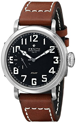 Zenith-Mens-03193068121C-Pilot-Analog-Display-Swiss-Automatic-Brown-Watch