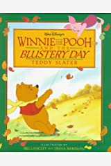 Walt Disney's Winnie the Pooh and the Blustery Day Hardcover