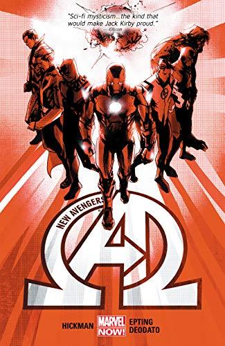 New Avengers by Jonathan Hickman Vol. 1 (New Avengers (2013-2015)) (English Edition)