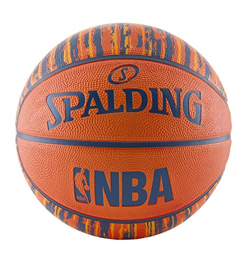 Amazing Deal Spalding NBA Designer Collection Basketball - Vertical Camo