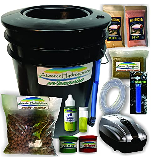 Best <strong>Hydroponic Drip System Kit</strong>