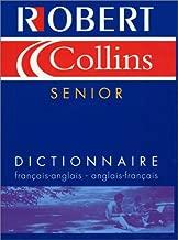 Robert and Collins : Dictionnaire francais-anglais, anglais-francais (Snr) (French Edition)